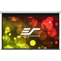 "Elite Screens Manual M120HSR-PRO Manual Projection Screen - 304.8 cm (120"") - 16:9 - Wall/Ceiling Mount"