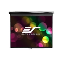 "Elite Screens Manual M150UWH2 381 cm (150"") Manual Projection Screen"