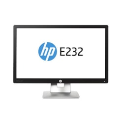 """HP Business E232 58.4 cm (23"""") LED LCD Monitor - 16:9 - 7 ms"""