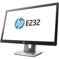 "HP Business E232 58.4 cm (23"") Full HD LED LCD Monitor - 16:9 - Alloy Metallic, Grey"