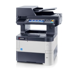 Kyocera Ecosys M3540IDN Laser Multifunction Printer - Monochrome - Plain Paper Print - Desktop