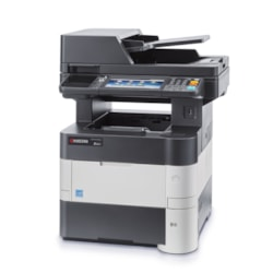 Kyocera Ecosys M3550IDN Laser Multifunction Printer - Monochrome - Plain Paper Print - Desktop