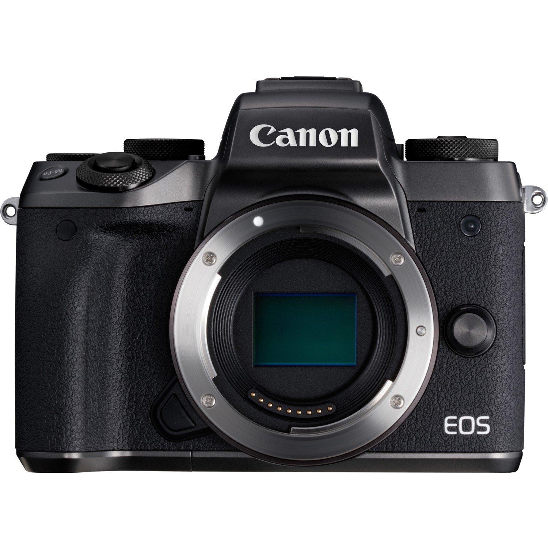Canon EOS M5 24.2 Megapixel Mirrorless Camera Body Only