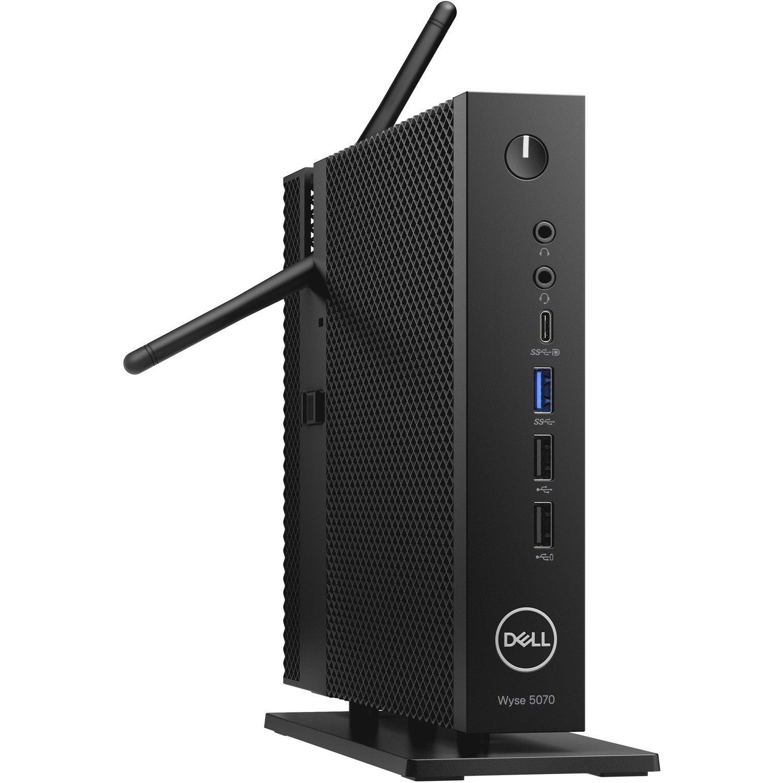 Wyse 5000 5070 Thin Client - Intel Celeron J4105 Quad-core (4 Core) 1.50 GHz