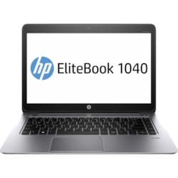 "HP EliteBook Folio 1040 G1 35.6 cm (14"") LCD Ultrabook - Intel Core i5 (4th Gen) i5-4200U Dual-core (2 Core) 1.60 GHz - 8 GB DDR3L SDRAM - 256 GB SSD - Platinum"