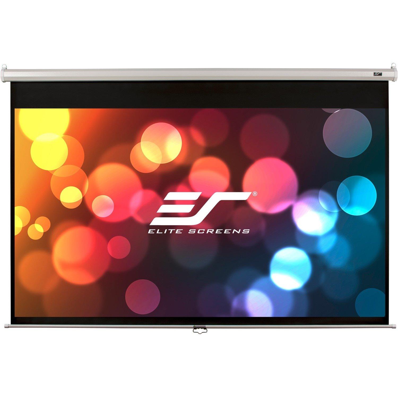"Elite Screens Manual M84NWV 213.4 cm (84"") Manual Projection Screen"