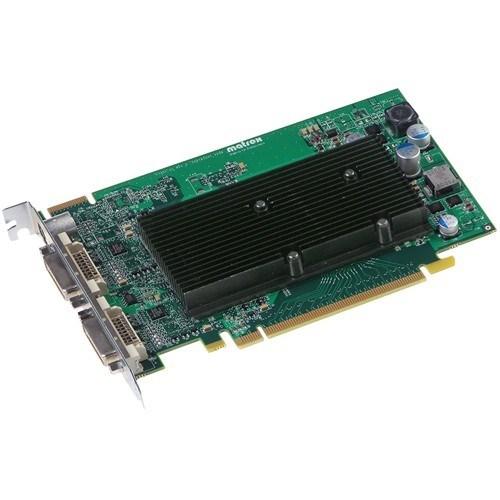 Matrox Matrox M9120 Graphic Card - 512 MB DDR2 SDRAM