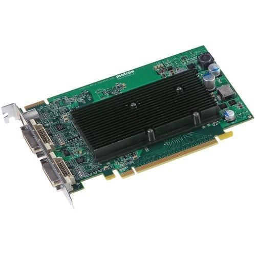 Matrox M9120 Graphic Card - 512 MB DDR2 SDRAM