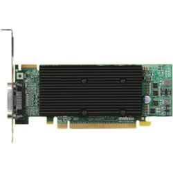 Matrox PCIE M9120 Plus 512MB LP - Firm Sale Only