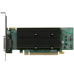 Matrox M9140-E512LAF M9140 Graphic Card - 512 MB DDR2 SDRAM - Low-profile