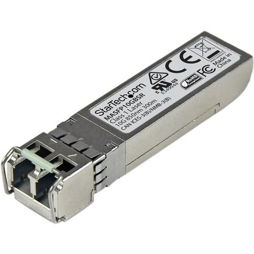 StarTech.com SFP+ - 1 LC Duplex 10GBase-SR Network
