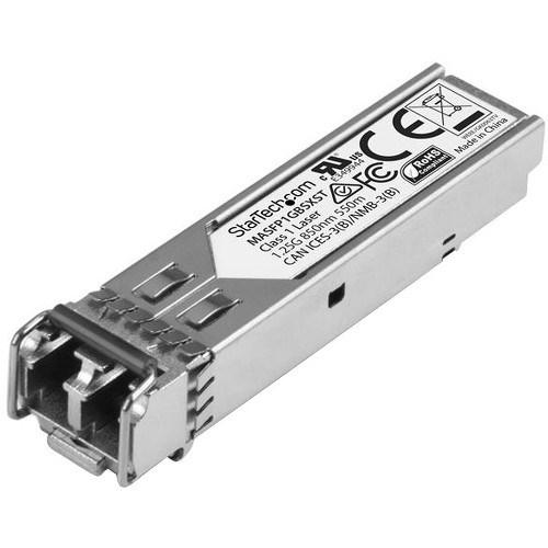 StarTech.com SFP (mini-GBIC) - 1 LC Duplex 1000Base-SX Network