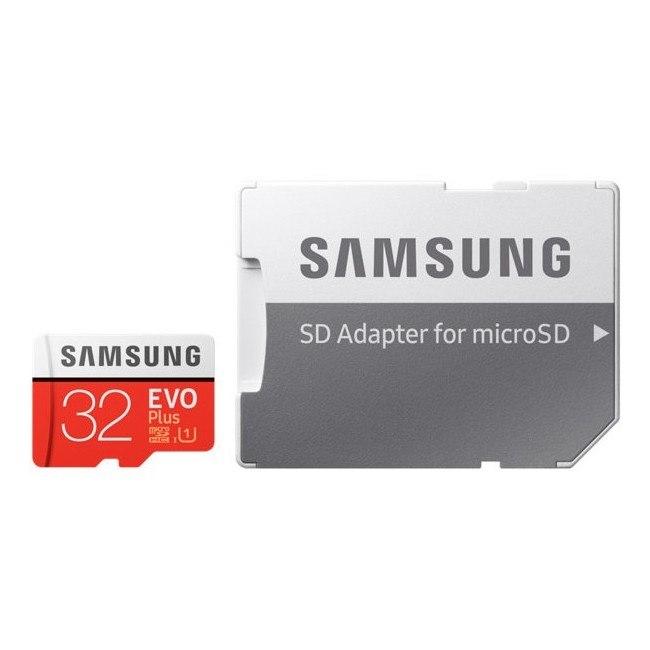 Samsung EVO Plus 32 GB microSDHC