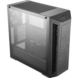 Cooler Master MasterBox MCB-B530P-KHNN-S01 Computer Case - ATX, Micro ATX, Mini ITX Motherboard Supported - Mid-tower - Steel, Plastic, Tempered Glass - Black