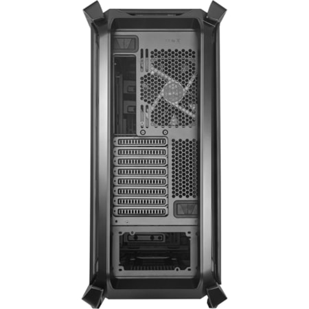 Cooler Master Cosmos MCC-C700P-KG5N-S00 Computer Case - EATX, ATX, Micro ATX, Mini ITX Motherboard Supported - Full-tower - Steel, Tempered Glass - Black - 22.20 kg
