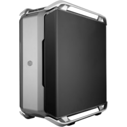 Cooler Master Cosmos C700P Computer Case - Mini ITX, Micro ATX, ATX, EATX Motherboard Supported - Full-tower - Steel, Aluminium - Black - 22.20 kg
