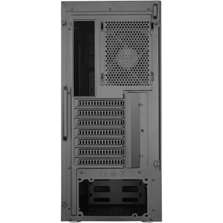 Cooler Master Silencio S600 Computer Case - Mini ITX, Micro ATX, ATX Motherboard Supported - Mid-tower - Steel, Plastic - Black - 8.43 kg