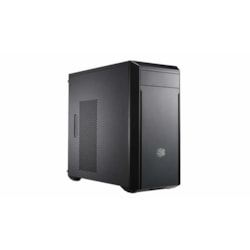 Cooler Master MasterBox Lite 3 MCW-L3S2-KW5N Computer Case - Micro ATX, Mini ITX Motherboard Supported - Mini-tower - Black - 3.65 kg