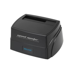 Welland Speed Master ME-604E Drive Dock - USB 3.0 Host Interface External