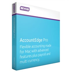 MYOB AccountEdge Pro