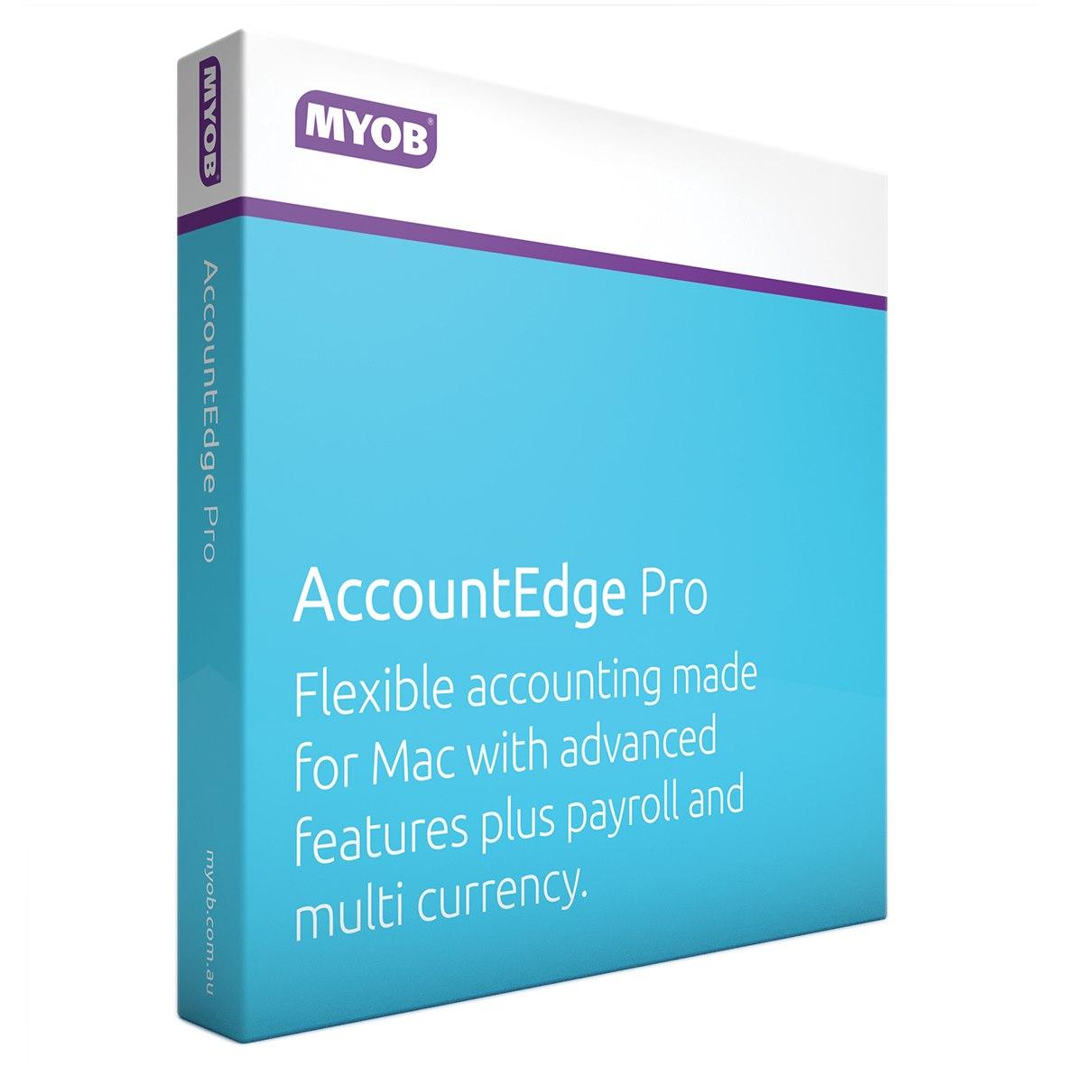 MYOB AccountEdge Pro