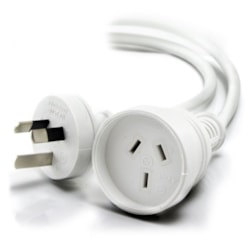 Alogic Power Extension Cord - 3 m Length