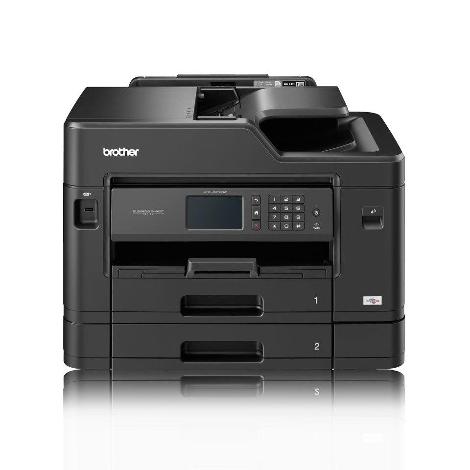 Brother Business Smart MFC MFC-J5730DW Inkjet Multifunction Printer - Colour