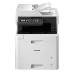 Brother Professional MFC-L8690CDW Laser Multifunction Printer - Colour - Plain Paper Print - Desktop
