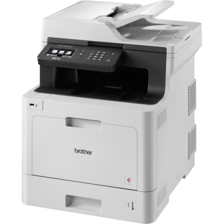 Brother Professional MFC MFC-L8690CDW Laser Multifunction Printer - Colour