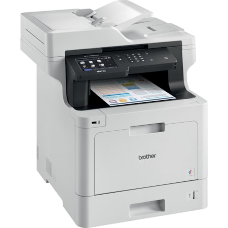 Brother MFC MFC-L8900CDW Laser Multifunction Printer - Colour