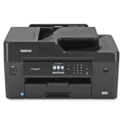 Brother Business Smart MFC-J6530DW Inkjet Multifunction Printer - Colour - Plain Paper Print - Desktop