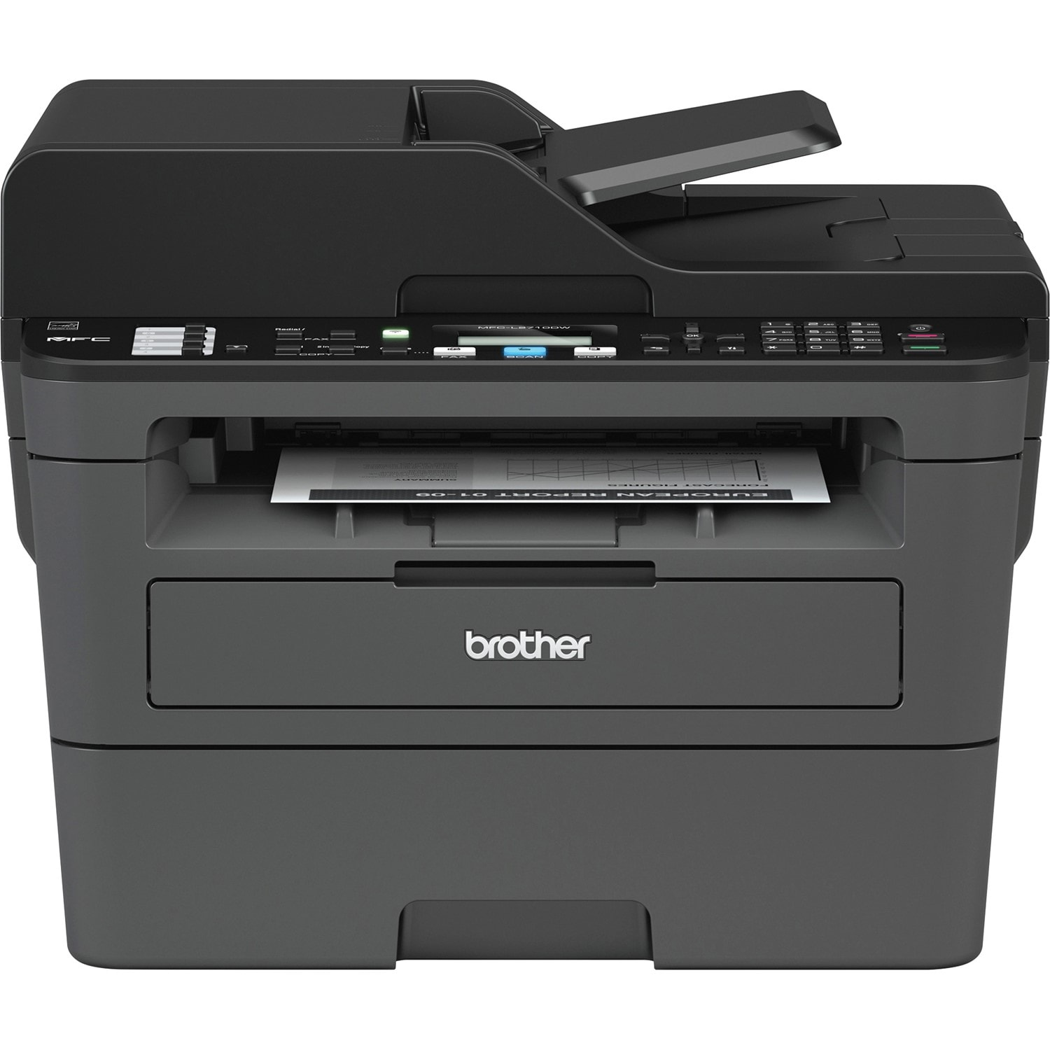 Buy Brother MFC MFC-L2710DW Laser Multifunction Printer - Monochrome