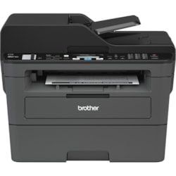 Brother MFC-L2710DW Laser Multifunction Printer - Monochrome - Plain Paper Print - Desktop