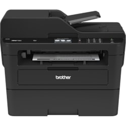 Brother MFC-L2750DW Laser Multifunction Printer - Monochrome - Plain Paper Print - Desktop