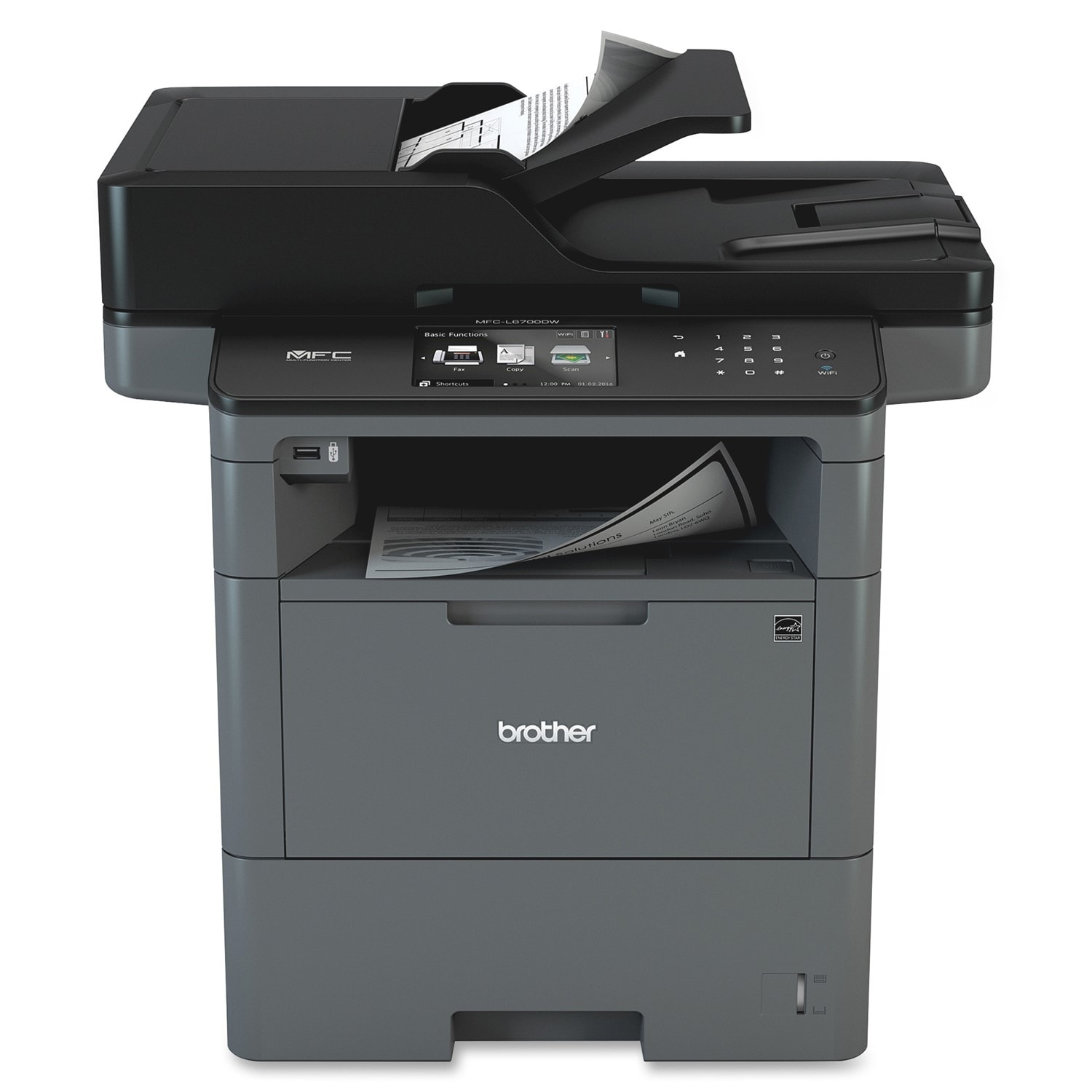 Buy Brother MFC MFC-L6700DW Laser Multifunction Printer - Monochrome