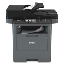 Brother MFC MFC-L6700DW Laser Multifunction Printer - Monochrome