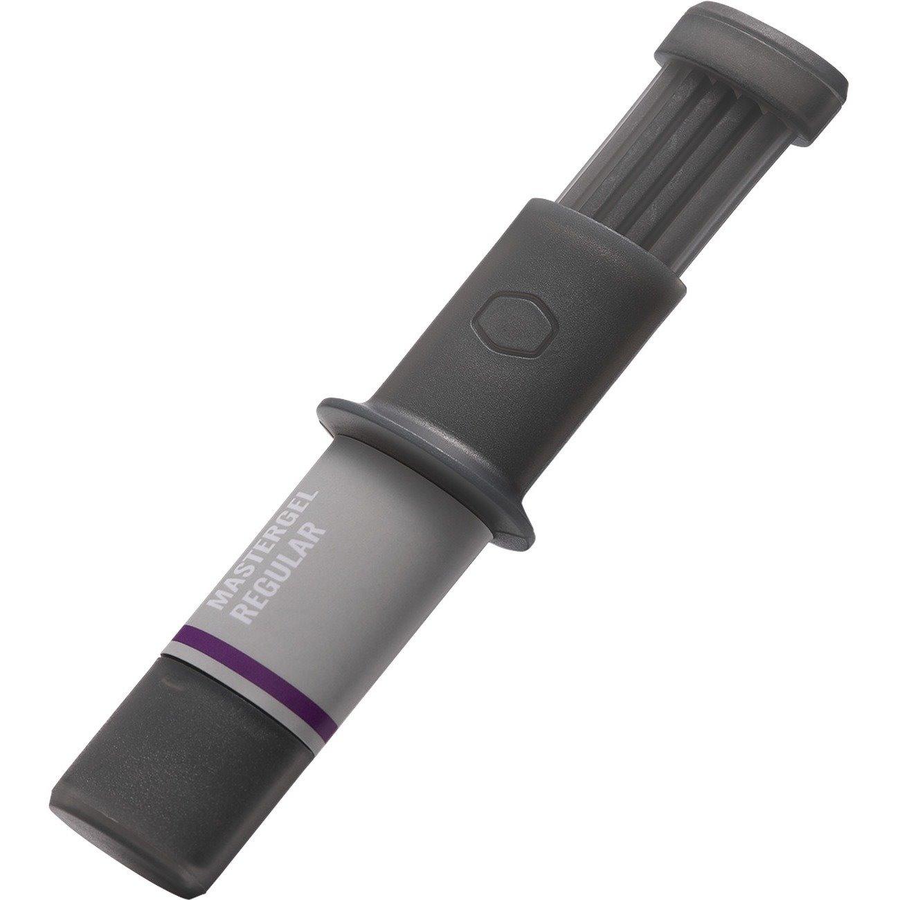 Cooler Master MasterGel Regular 1.50 mL Thermal Grease - Syringe - Grey