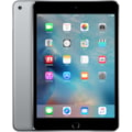"""Apple iPad mini 4 Tablet - 20.1 cm (7.9"""") - Apple A8 - ARM Typhoon Dual-core (2 Core) 1.50 GHz - 128 GB - 2048 x 1536 - Retina Display - 4G - GSM, CDMA2000 Supported - Space Gray"""