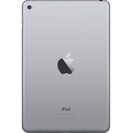 "Apple iPad mini 4 Tablet - 20.1 cm (7.9"") - Apple A8 - ARM Typhoon Dual-core (2 Core) 1.50 GHz - 128 GB - 2048 x 1536 - Retina Display - Space Gray"