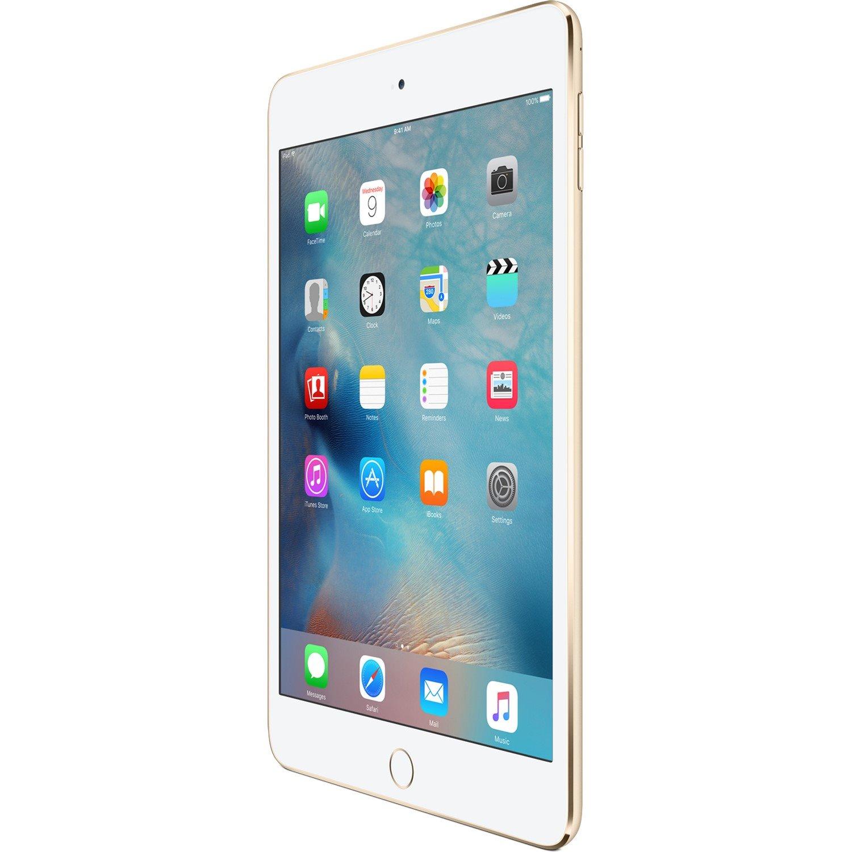 """Apple iPad mini 4 Tablet - 20.1 cm (7.9"""") - 128 GB Storage - Gold"""