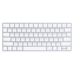 Apple Magic Keyboard - Wired/Wireless Connectivity - Lightning Interface