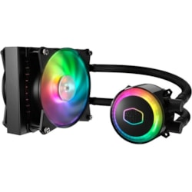 Cooler Master MasterLiquid ML120R MLX-D12M-A20PC-R1 Cooling Fan/Radiator - Processor