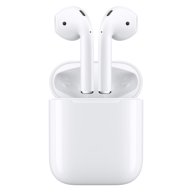 Apple AirPods Wireless Bluetooth Stereo Earset - Earbud - In-ear