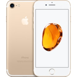 "Apple iPhone 7 128 GB Smartphone - 11.9 cm (4.7"") LCD HD 1334 x 750 - 2 GB RAM - iOS 10 - 4G - Gold"