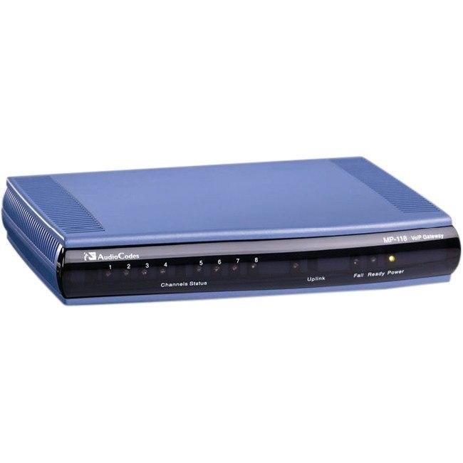AudioCodes MediaPack 118 VoIP Gateway