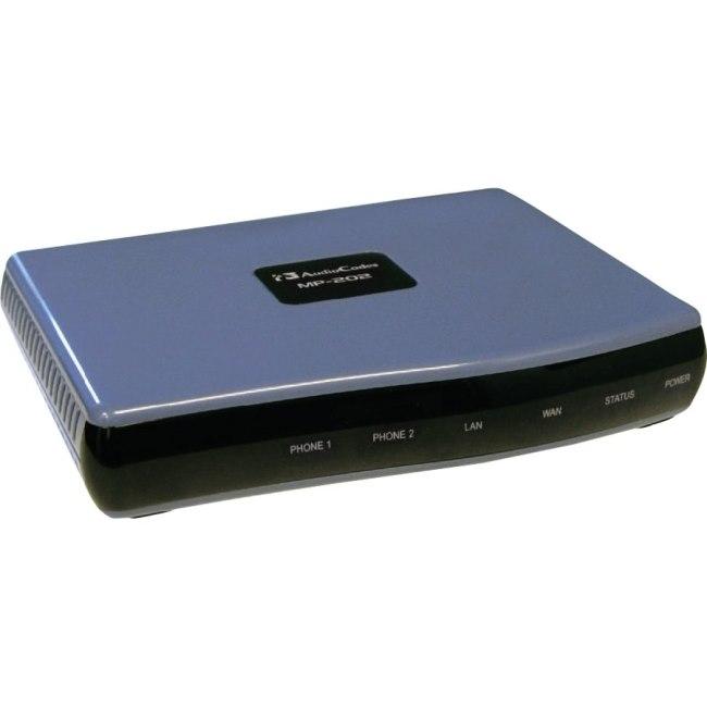 AudioCodes MediaPack 202 VoIP Gateway