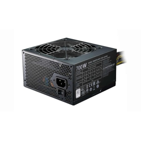 Cooler Master MasterWatt Lite MPX-7001-ACABW ATX12V/EPS12V Power Supply - 85% Efficiency - 700 W
