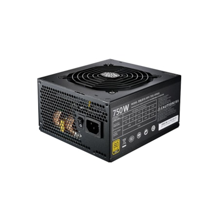 Cooler Master MPY-7501-AFAAG ATX12V/EPS12V Modular Power Supply - 750 W
