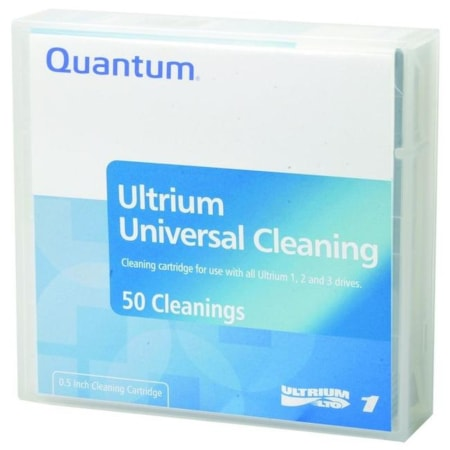 Quantum MR-LUCQN-01 Cleaning Cartridge for Tape Drive