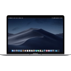 """Apple MacBook Air MRE82X/A 33.8 cm (13.3"""") LCD Notebook - Intel Core i5 (8th Gen) Dual-core (2 Core) 1.60 GHz - 8 GB LPDDR3 - 128 GB SSD - macOS Mojave - 2560 x 1600 - Retina Display, In-plane Switching (IPS) Technology - Space Gray"""